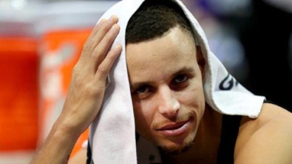 La star de la NBA Stephen Curry sort indemne d'un accident de la circulation
