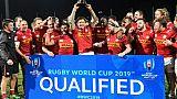 Rugby: le Canada dernier qualifié pour Mondial-2019 au Japon