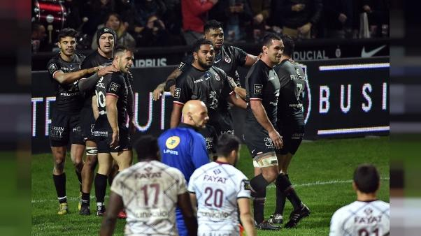 Top 14: Toulouse sur les traces de Clermont