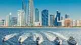Flotta Ferretti ad Abu Dhabi con Ferrari