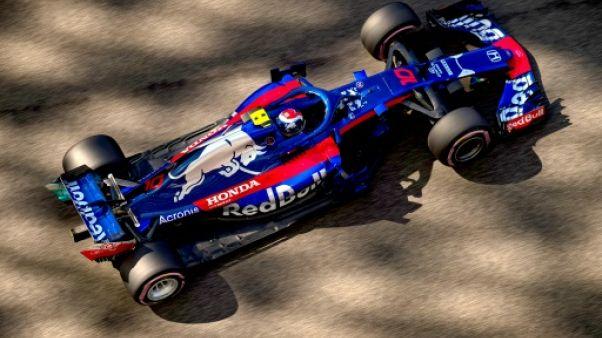 """GP d'Abou Dhabi: Gasly a tissé """"des liens forts"""" avec Toro Rosso"""""""