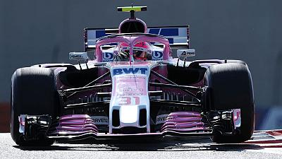 F1 stewards dismiss Haas protest against Force India