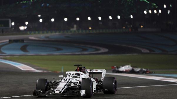 F1, Abu Dhabi,Hamilton domina 3/e libere
