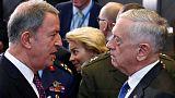 وزير: تركيا لا تشعر بالارتياح بشأن خطة أمريكية لوضع نقاط مراقبة على الحدود السورية