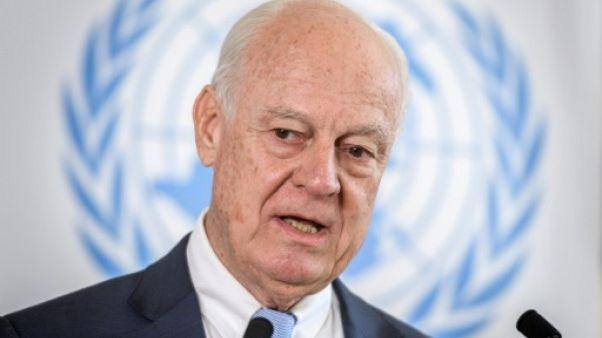 Syrie : l'ONU rappelle l'importance des échéances politiques