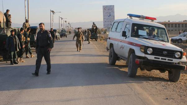 Islamic State claims responsibility for blast at Afghanistan mosque