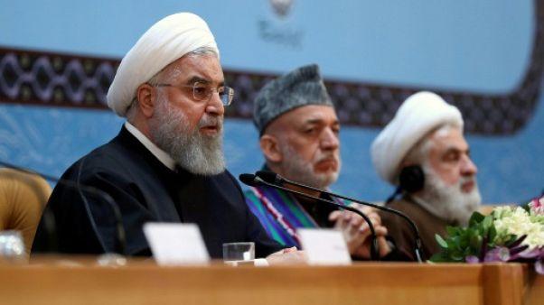 """L'Iran prêt à """"défendre"""" les intérêts du peuple saoudien (Rohani)"""