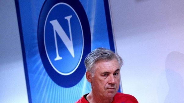 Napoli: Ancelotti, accorciare sulla Juve