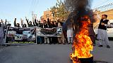 Islamic state claims responsibility for Pakistan market suicide bombing