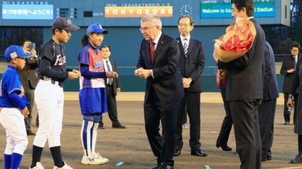 """JO-2020: le président du CIO """"impressionné"""" par la reconstruction de Fukushima"""