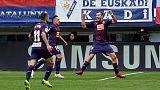 Minnows Eibar humiliate Solari's dire Real Madrid