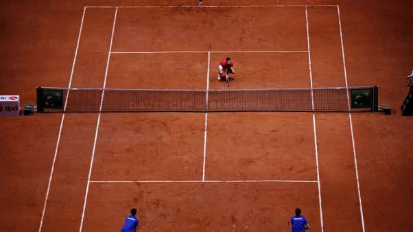 ITF chief Haggerty confident of 'one-event' solution for Davis Cup