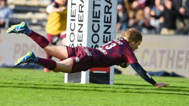 Top 14: la belle réponse de Bordeaux-Bègles devant Toulon