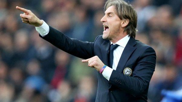 Udinese: Nicola, bello battere la Roma