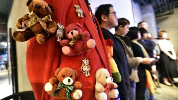 Une majorité de Taiwanais vote contre le mariage homosexuel