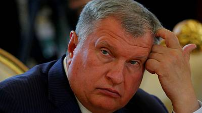 Exclusive: Rosneft's Sechin flies to Venezuela, rebukes Maduro over oil shipments