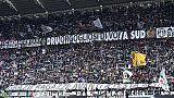 Juve-Spal, cori contro Napoli e Firenze
