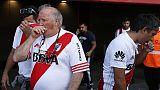 Libertadores: attacco a bus Boca, feriti