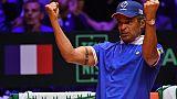 Coupe Davis: Noah entretient le mystère sur ses choix pour dimanche