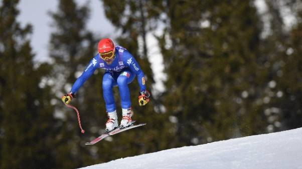 Sci: Innerhofer e Paris sul podio