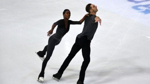 Patinage artistique: James et Ciprès gagnent à Grenoble et se qualifient pour la finale du Grand Prix ISU