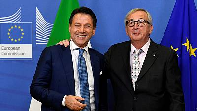 Italy, EU to work to bring views on 2019 budget closer together - Commission