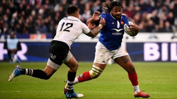 Le XV de France battu pour la 1re fois par les Fidji