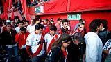 الغاء نهائي كأس ليبرتادوريس لكرة القدم