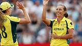 Cricket: Australia ease past England to claim women's T20 crown