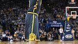 طومسون يقود وريورز للفوز على كينجز في دوري السلة الأمريكي