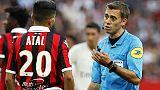 Champions: Roma-Real arbitrata da Turpin