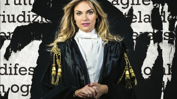 Calendario avvocati donne contro abusi
