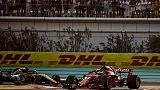 F1: cappotta Hulkenberg, pilota illeso