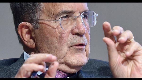 Manovra: Prodi, attenti ai mercati