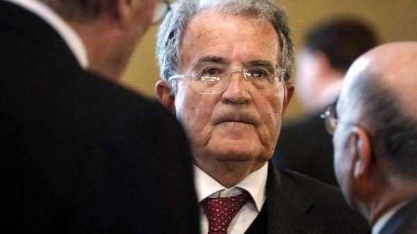 Prodi, prima si trattava, ora minacciano
