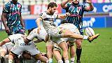 Top 14: Clermont impeccable, La Rochelle poursuit son ascension
