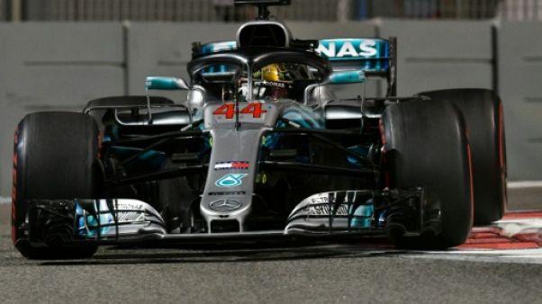 GP d'Abou Dhabi: Lewis Hamilton remporte le dernier Grand Prix de la saison