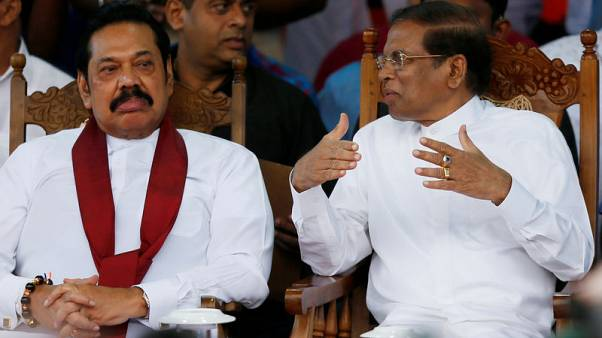 Sri Lanka's president says will not reinstate ousted PM