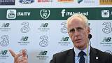 Soccer - Ireland appoint McCarthy for now, Kenny for later