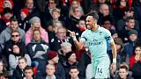 Aubameyang goal gives Arsenal 2-1 win at Bournemouth