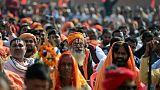Inde : des extrémistes hindous réclament un temple sur le site d'une mosquée