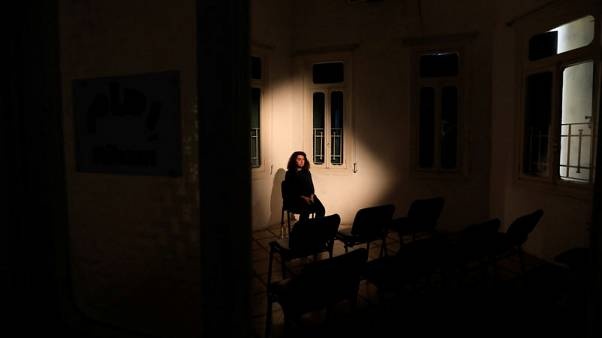 In Beirut play, audience relives stories of rape survivors