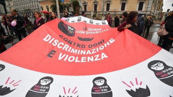 Fish, violenza anche su donne disabili