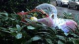 Uccisa in ostello: Nardella depone fiori