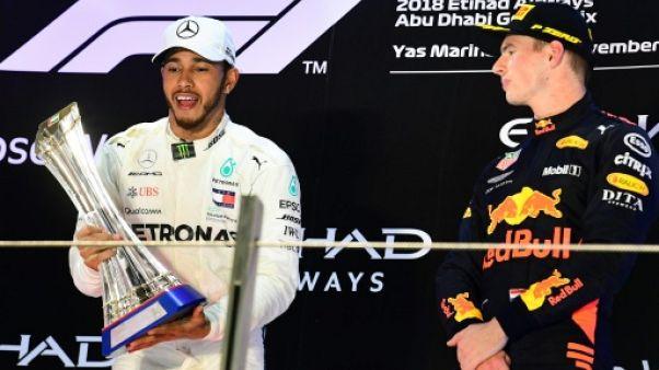 GP d'Abou Dhabi: Hamilton remporte la dernière d'Alonso