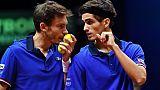 Réforme de la Coupe Davis: Mahut critique la Fédération française