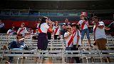 رئيس الكونميبول: تأجيل مباراة الاياب بنهائي كأس ليبرتادوريس بين ريفر بليت وبوكا جونيورز