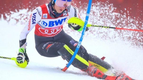 Slalom de Killington: Shiffrin comme à la maison