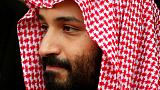Saudi crown prince begins second leg of Arab tour