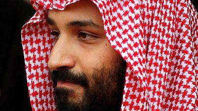 Saudi crown prince begins second leg of Arab tour